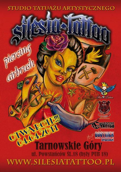 Silesia Tattoo