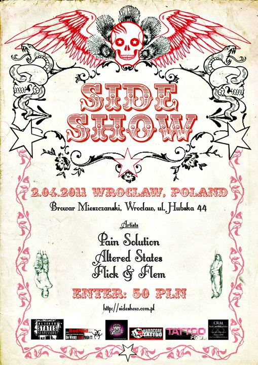 Side Show Night