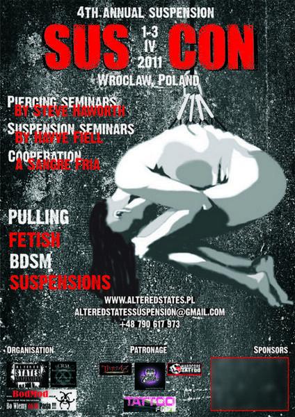 4th Annual Suspension