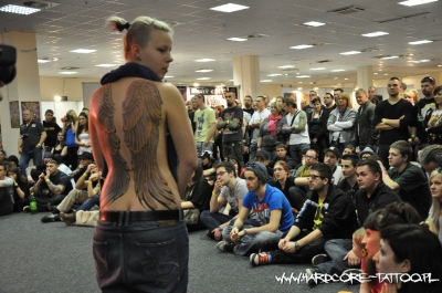 Internetional Budapest Tattoo Convention