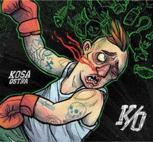 Kosa Ostra - K/O CD