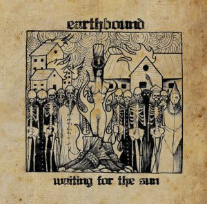 Earthbound - Waiting for the sun CD