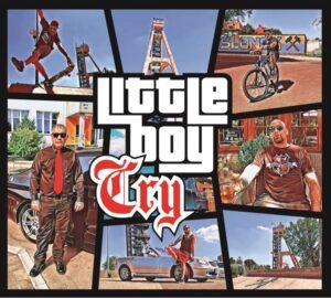 Little Boy - Cry CD