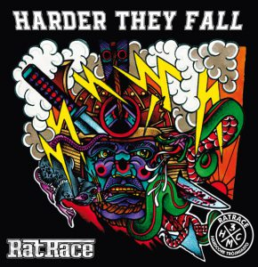 """Ratrace - Harder They Fall LP 12"""""""
