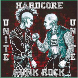 Strike You Down & The Bastard - Hardcore Punk Rock Unite split CD