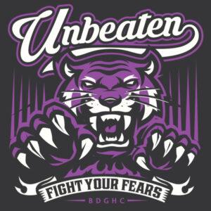 """Unbeaten - Fight Your Fears LP 12"""""""